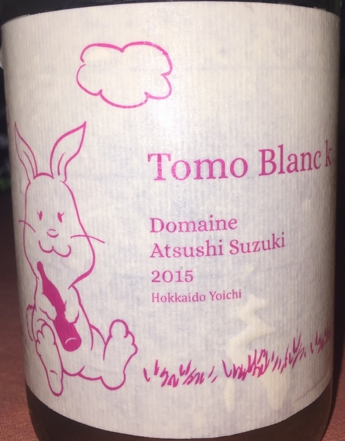 Tomo Blanc K Domaine Atsushi Suzuki 2015 part1
