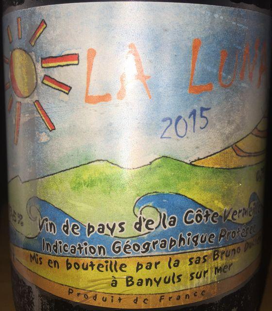 La Luna Brune Duchene 2015