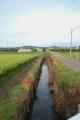 岐阜市の水路