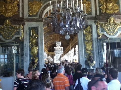 パリ ベルサイユ宮殿5