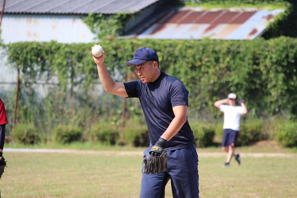 盆ソフトボール大会1