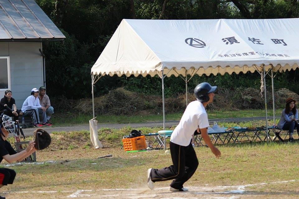 盆ソフトボール3