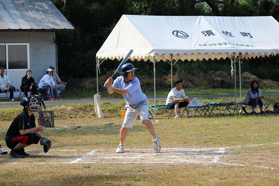 盆ソフトボール5