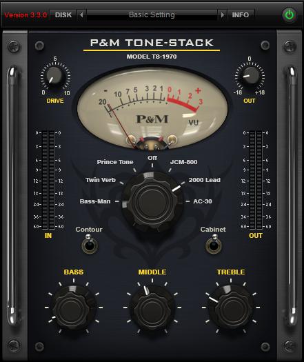 ToneStack 20160901