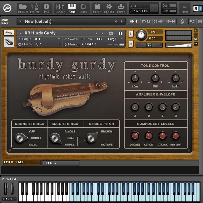 RR Hurdy Gurdy