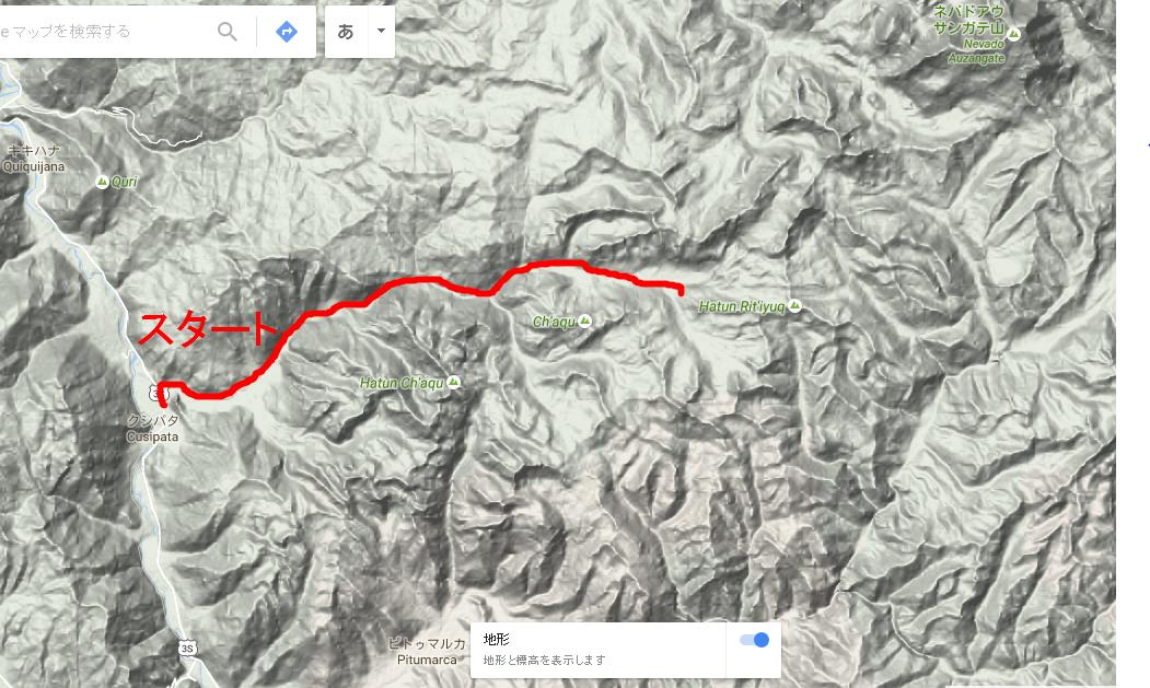 セロコロラド地図2