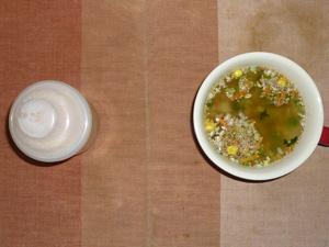 シリアル入りコンソメスープ,ダイエットプロテイン