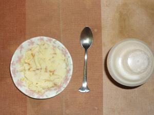 マッシュポテト,ダイエットプロテイン