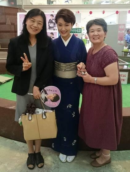 由紀乃さんTさん&みわ 20160809