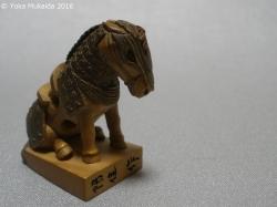© 陽佳 2016「戦国駒 桂馬」P5180186.jpg