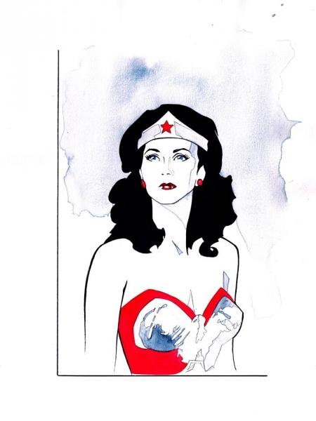 Mechelle Delecki Wonderwoman