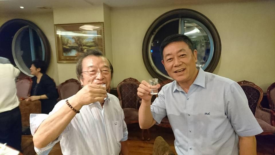 【新潟県議会訪中代表団①】-4
