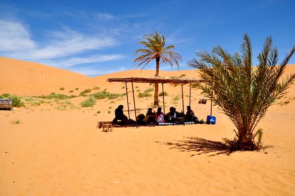 サハラ砂漠DSC_0352