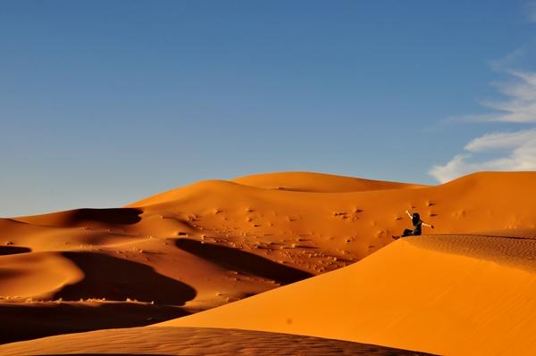 サハラ砂漠DSC_0370