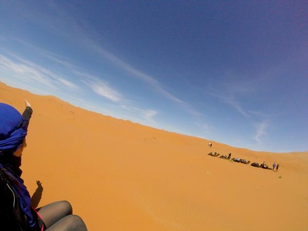 サハラ砂漠IMG_0349