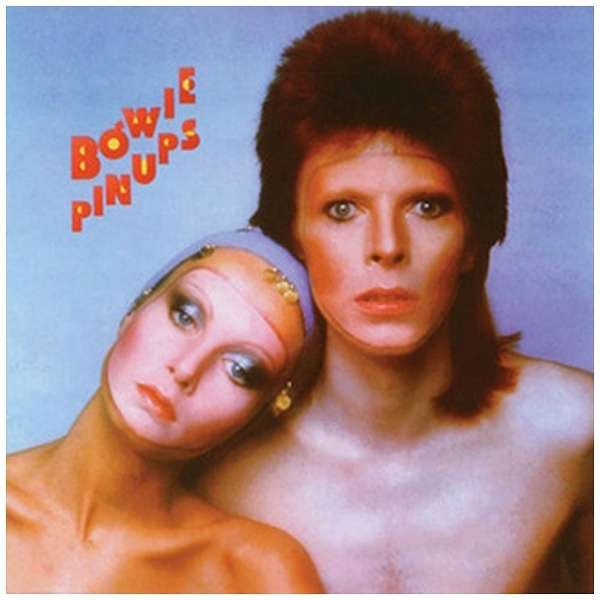 David Bowie Pin Ups