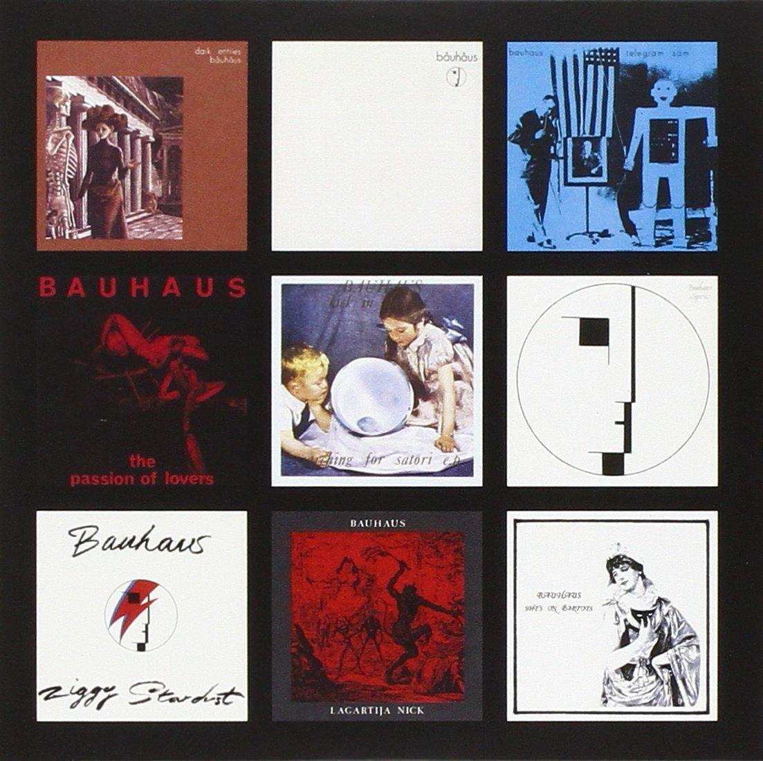 Bauhaus Singles