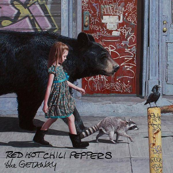 Red Hot Chili Peppers Getaway