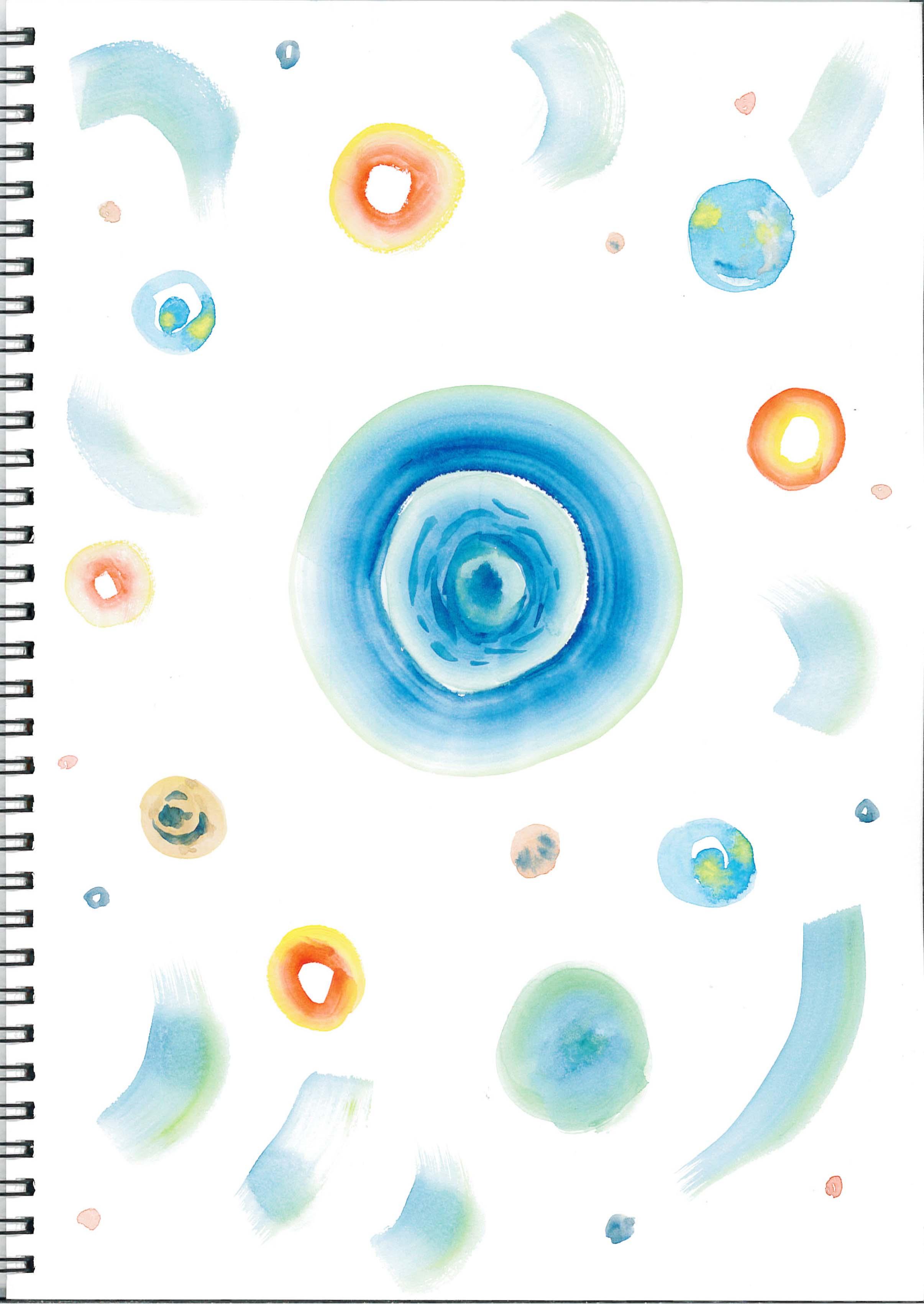 水のイラスト2