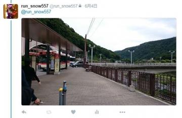 リベンジ富士四湖ユキツイッター7