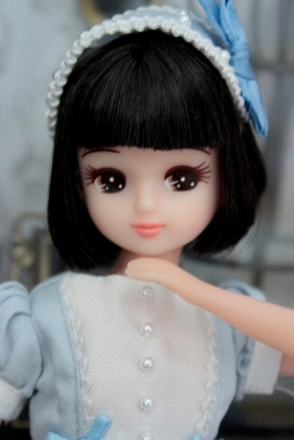 リカちゃん お嬢様ボブ子 (2)