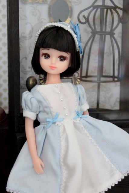 リカちゃん お嬢様ボブ子 (4)