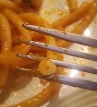 pastaの穴