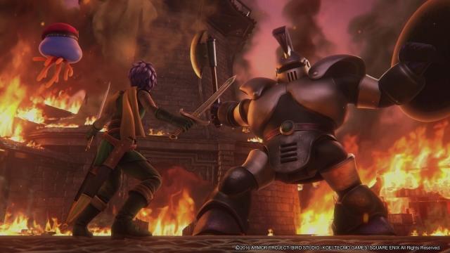 ドラゴンクエストヒーローズⅡ 双子の王と予言の終わり008