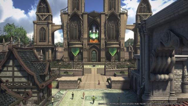 ドラゴンクエストヒーローズⅡ 双子の王と予言の終わり024