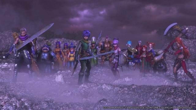 ドラゴンクエストヒーローズⅡ 双子の王と予言の終わり165