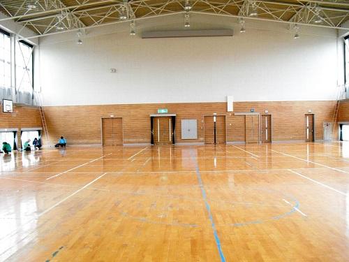 南小体育館
