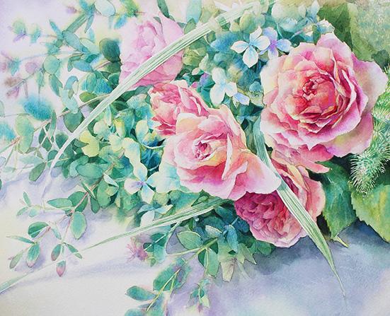 rose-アポロdiary
