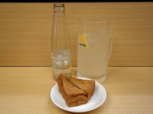 レモンサワー&アツアゲ煮