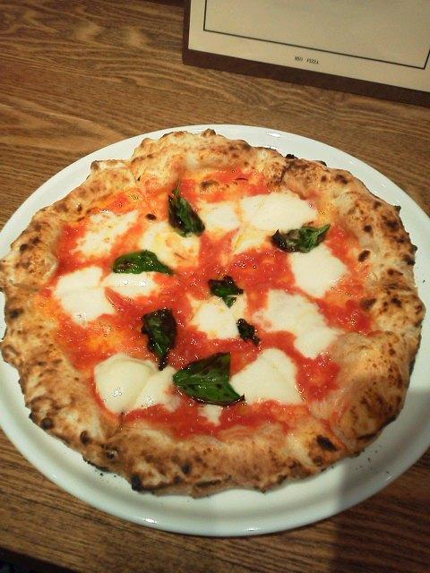 mio pizzaマルゲリータ