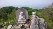 201605031055-2宝珠山山頂