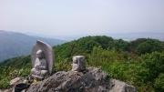 201605031055宝珠山山頂