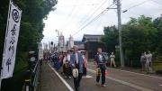 20160625長谷川邸再建300年祭2