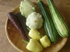 変わった野菜