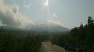 富士国際景色