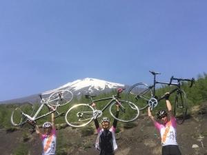 富士国際下山前