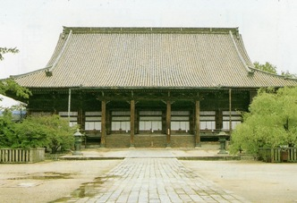 専修寺御影堂