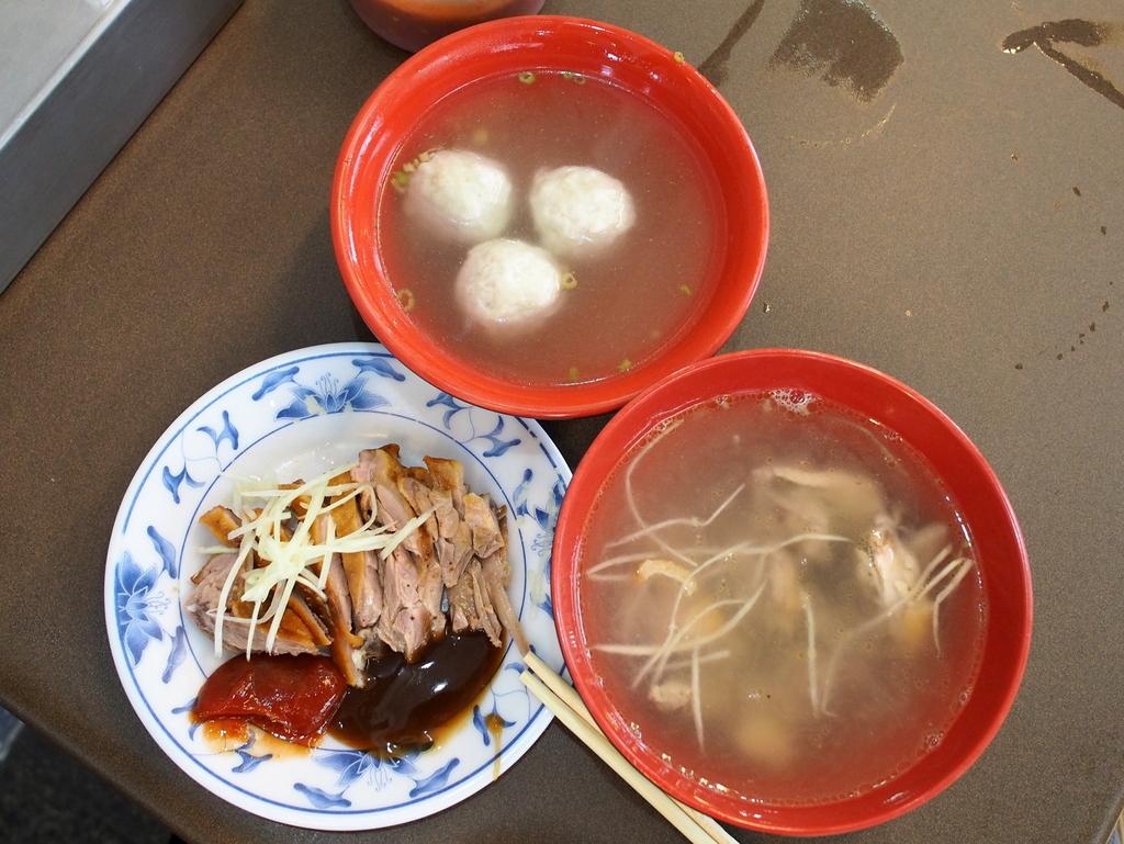 ■ 金城鴨肉専門店 / 高雄