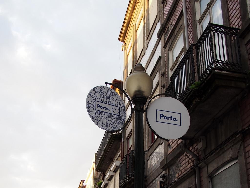 ■ ポルトの街