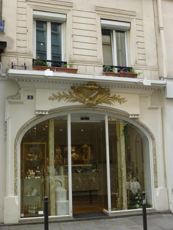 Il Gelato del Marchese パリのイタリアンジェラート