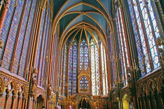 Saint Chapelleのプチコンサート
