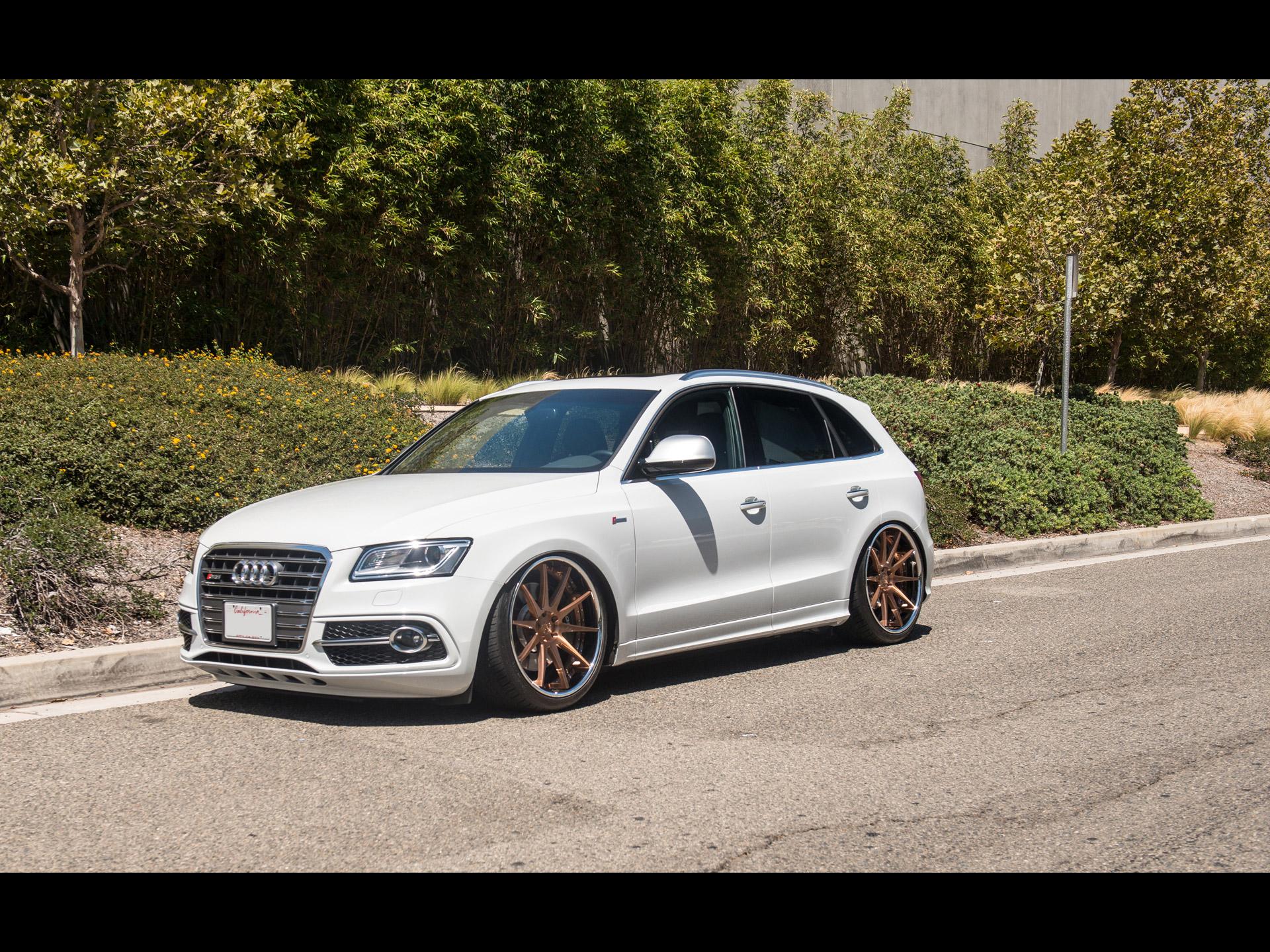 Avant Garde Audi Sq5 2016