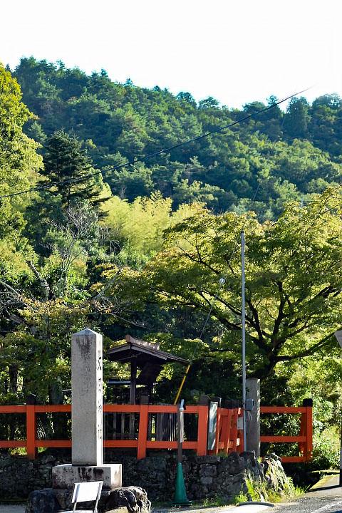大田神社から