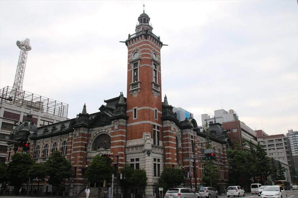 横浜市開港記念会館_外観_1