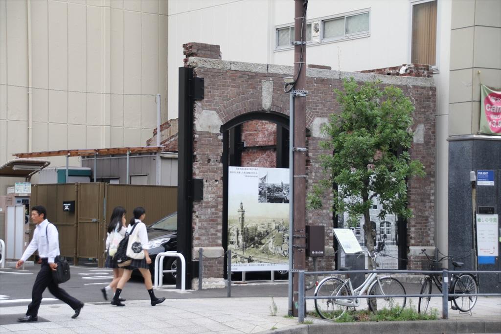 関東大震災前の遺構_1