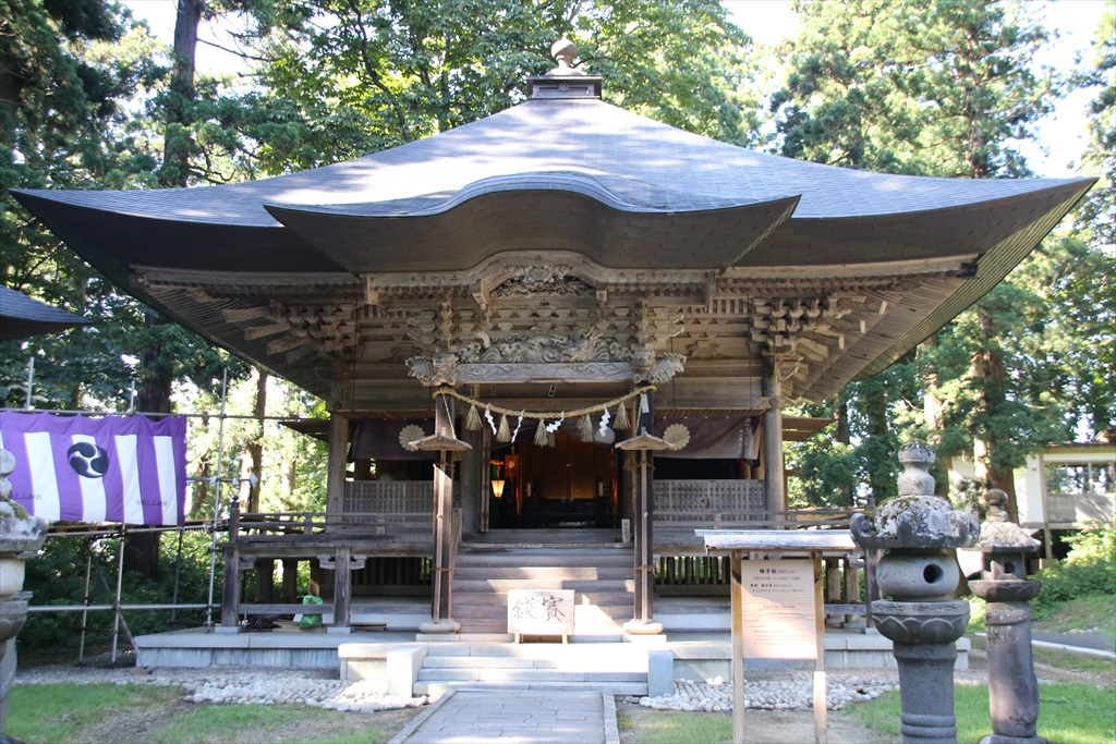 蜂子神社_1
